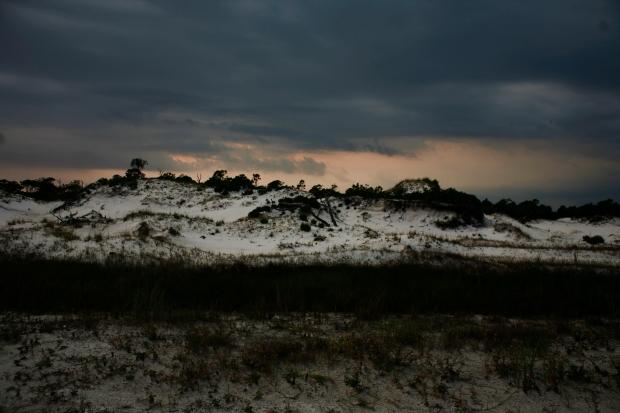 St. George Island, State Park, Dunes, Florida