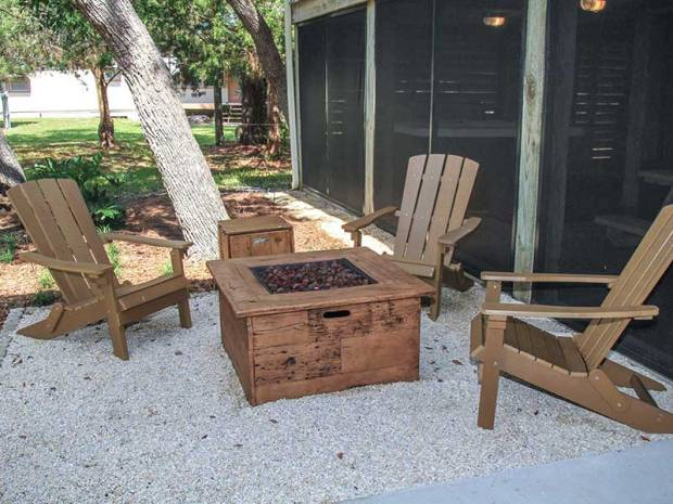 st. george island, firepit, beach house, vacation rental